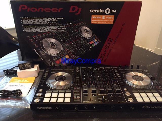 Pioneer DDJ SX2 Performance DJ Controller