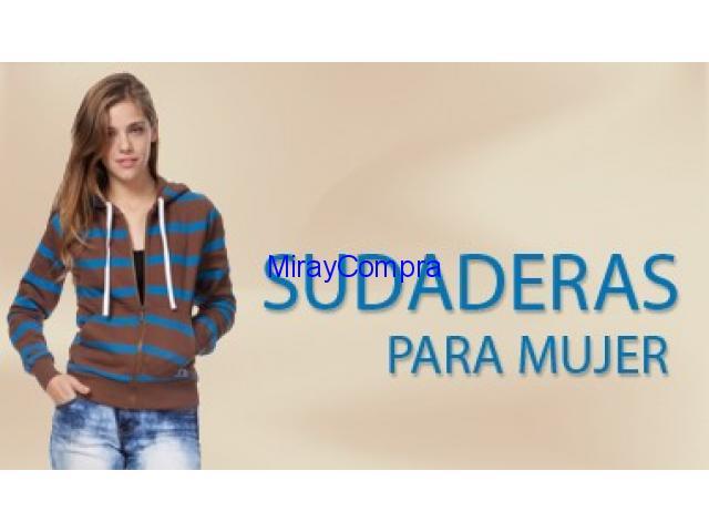 miraycompra - Sudaderas para mujer.