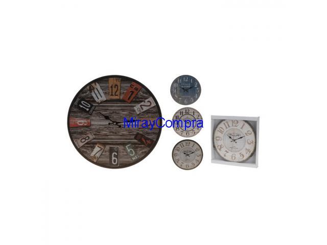Reloj de pared Paris