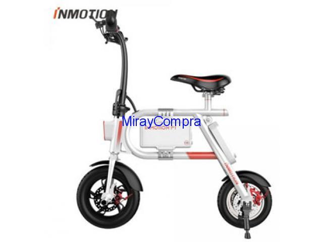 Inmotion e-Bike P1 eléctrico