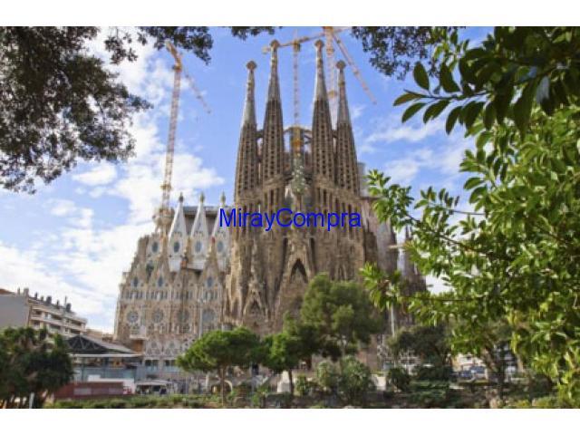 Visitar Sagrada Familia
