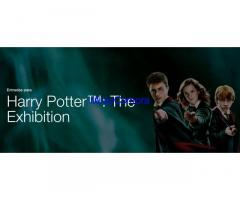 Harry Potter. Venta de entradas