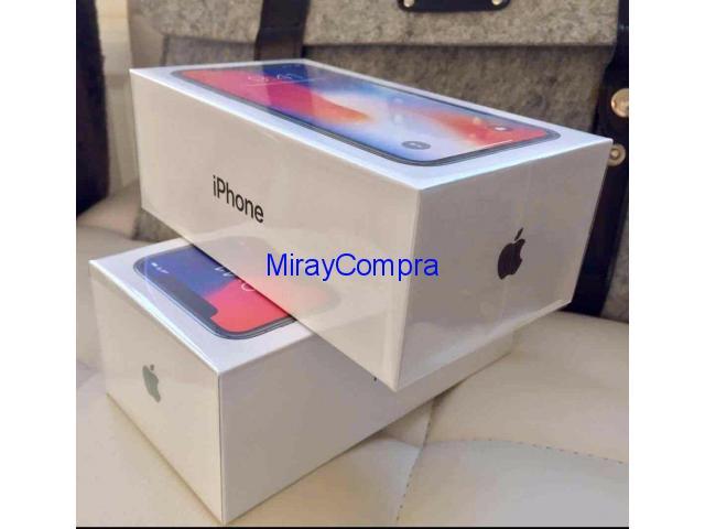 Apple iPhone X 64GB is 450 Euro / Apple iPhone 8 Plus 64GB is 430 Euro