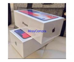 Apple iPhone X 256GB is 510 Euro