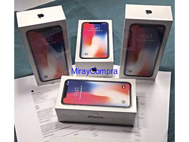 Selling Original: iPhone X & iPhone 8/8 Plus Unlocked