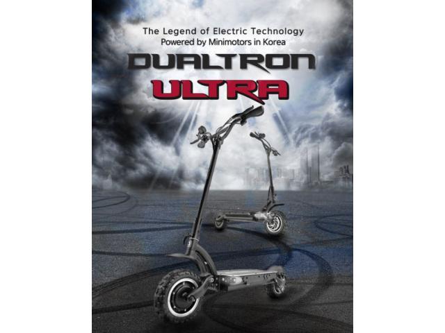 Dualtron Ultra - Patinete Eléctrico