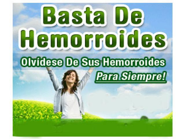 Hemorroides | Eliminar hemorroides de forma natural